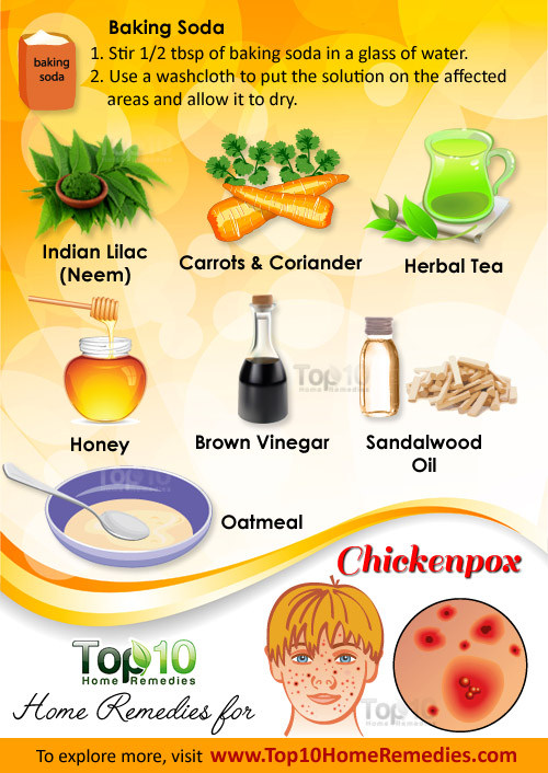 Best Natural Remedy For Chickenpox